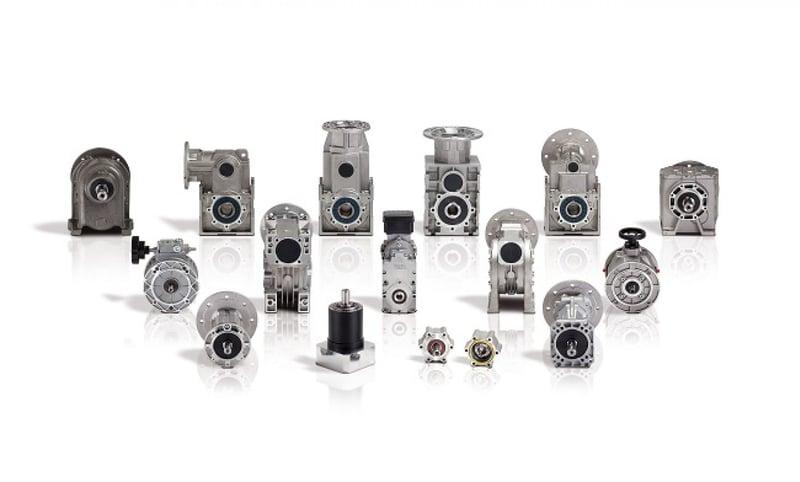 Varvel-gearboxes